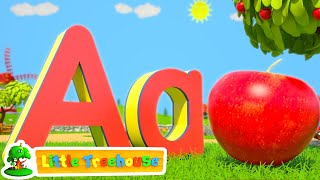 ABC Phonics Numbers Shapes & Colors   Nursery Rhymes Songs for Kindergarten Kids by Little Treehouse