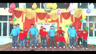 Christmas kids dance to the hindi song Choo Liya Choo Liyaa