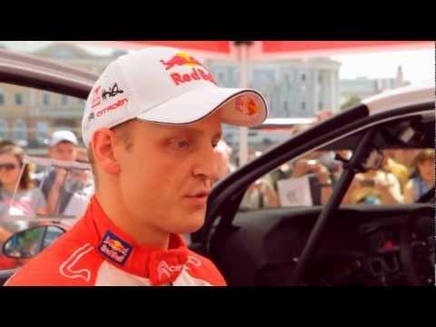 Ferrari FF: тест-драйв суперкара от Анастасии Трегубовой