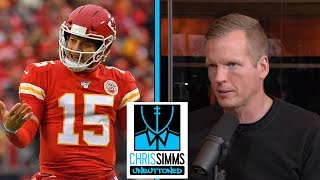 NFL Week 13 Game Review: Raiders vs. Chiefs | Chris Simms Unbuttoned | NBC Sports
