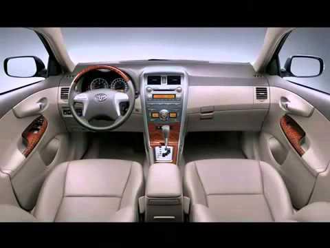 Toyota Corolla Altis Interior 2013 Toyota Corolla Altis 2 0v rs