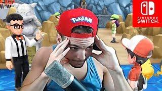 Pokemon Lets go Pikachu & Evoli E3 Trailer (reaction)
