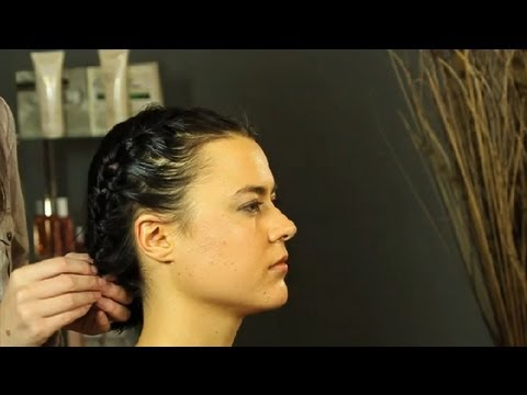 Braiding Short Hair For Waves How to Braid Short Wet Hair