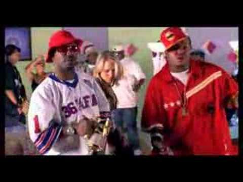Three 6 Mafia Ghetto Chick retronew