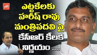 KCR To Finalise Ministry for Harish Rao and Other MLAs | Latest News | TRS