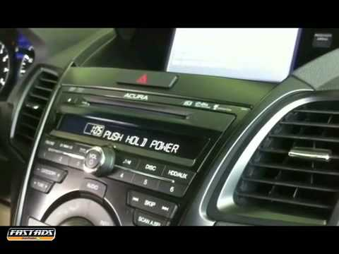 Acura Tips: How to Reset Your Radio After Battery Disconnection Greensboro NC Raleigh NC