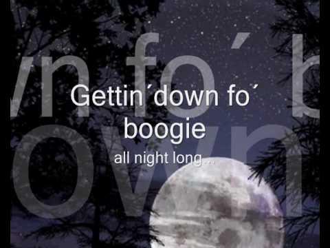 Tesla - Down Fo Boogie