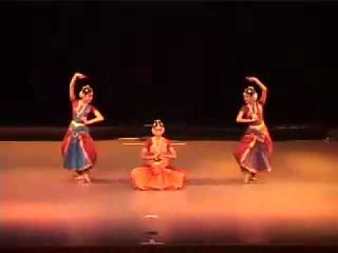 Bharatanatyam Dance Group Dances Bharatanatyam Group