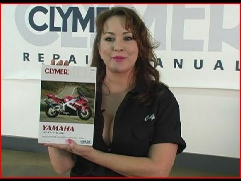 Clymer Manuals Yamaha YZF-R1 R1 Manual Troubleshooting Repair Manual r1 forum Sjaak Video