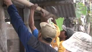 Cordaid Mensen in Nood Merapi