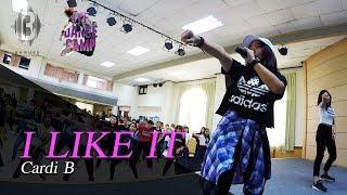 B House Studio l Cardi B - I Like It (IYF Dance Camp Thailand)