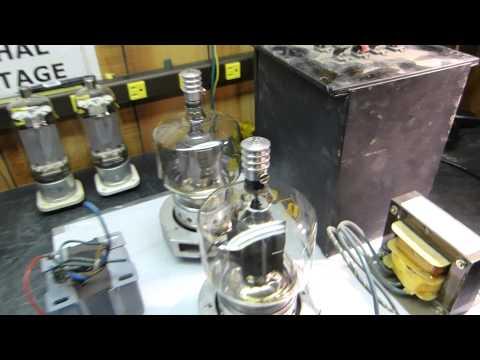 Building A 1 3 KW Audio Hi-Power Amplifier Using Eimac 3-400Z Part 1 Of 4