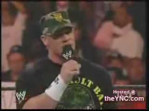 Kevin Federline - WWE Slam appearance