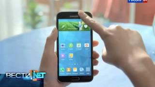 Вести.net. Samsung презентует в России смартфон на ОС Tizen