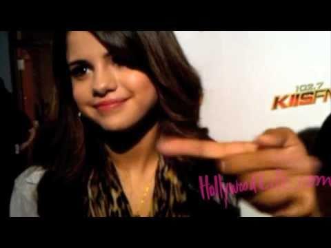 Selena Gomez on Justin Bieber: 'I Love Him!' thumbnail