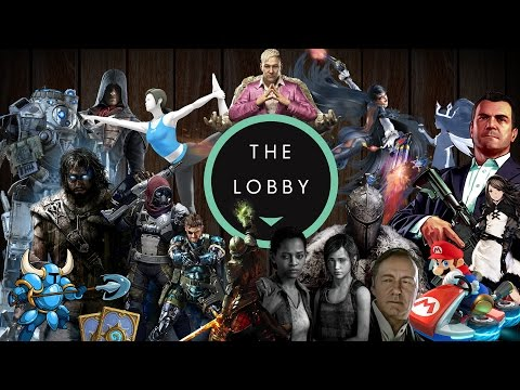 GameSpot's GOTY Nominee Show 2014  - The Lobby [Full Episode]