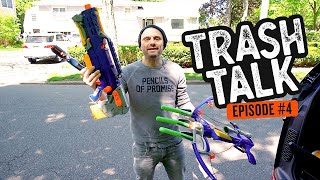 When a Millionaire Gets Excited About Making $5 | Trash Talk #4