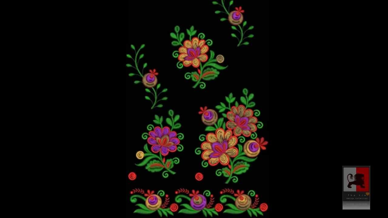 Suits Embroidery Designs Hand Embroidery
