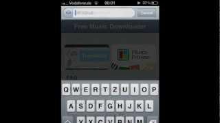 Musik kostenlos auf iPhone Downloaden ohne Jailbreak