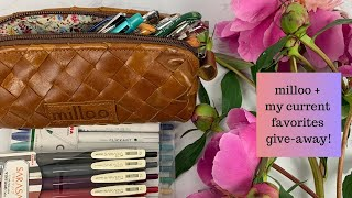 CLOSED Milloo + My Current Favorites Giveaway