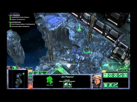 Piercing the Shroud - Achievement Guide - Starcraft II: Wings of Liberty