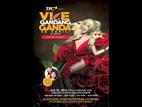 Vice Ganda invites Madlang People to watch VGGSS in Tokyo!