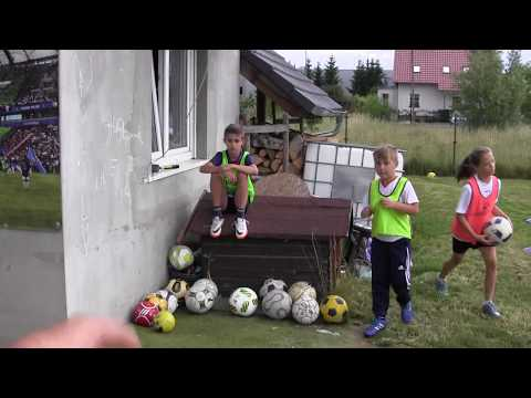 CZ8-Urodzinowy Turniej Szabełki Cup 2017-Kruszyn Arena-Pierwszy Meczyk Manchester City(Nadia) vs BVB