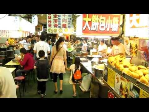 TAIWAN: Shilin Night Market Food Court