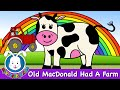 Old MacDonald Had a Farm | Nursery Rhymes