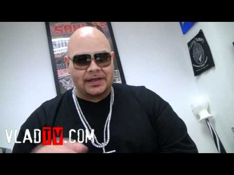 Exclusive: Fat Joe responds to 50 Cent