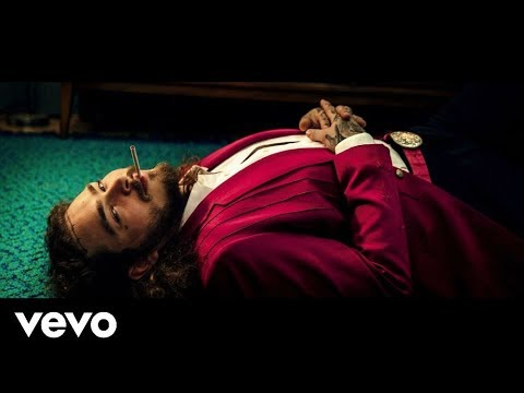 Post Malone - Psycho Ft. Ty Dolla $ign (Official Music Video)