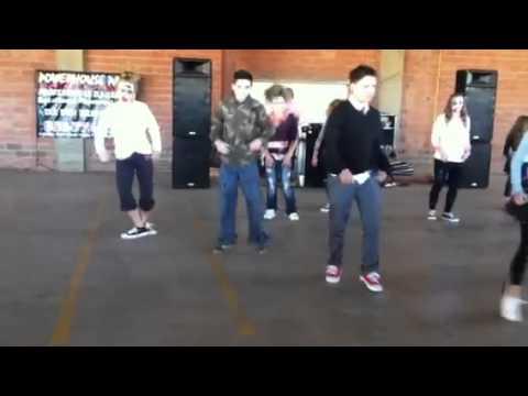 Austin dancing. 2
