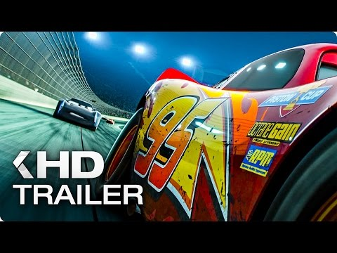 CARS 3 Teaser Trailer (2017)