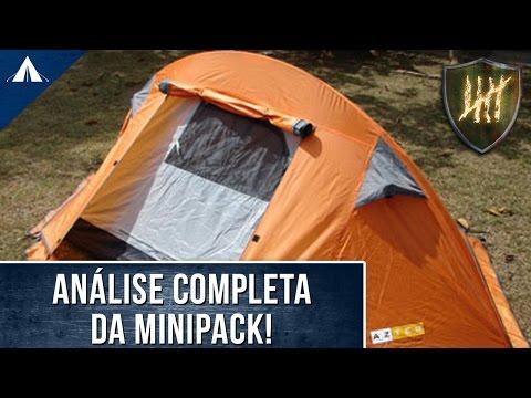 Review: Barraca Mini Pack - Azteq