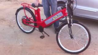 Bicicleta Elétrica Duram 800w 14a.