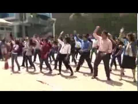 IBM's On Demand Community Flash Mob ( Official Version)