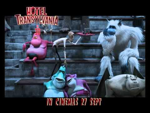 【Hotel Transylvania】怪物旅店