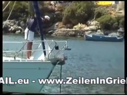 Part 1 SPORADES - CHALKIDIKI Sailing GREECE