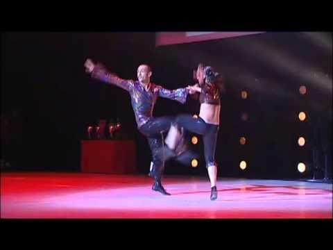 Jade Mandorino & Maurizio Mandorino - World Master Lyon 2009