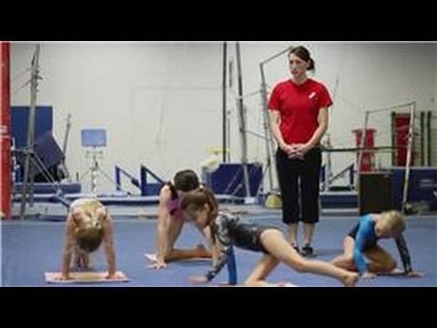 teen naturist gymnastics pics