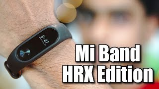 Xiaomi Mi Band HRX Edition - Unboxing, Setup & Hands On!
