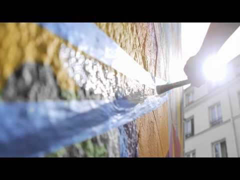 Let s Colour Project - Walls Are Dancing, le clip officiel