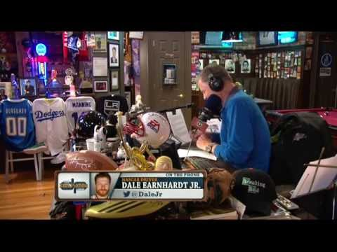 Dale Earnhardt Jr. on the Dan Patrick Show (Full Interview) 8/5/14
