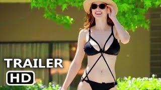 THE LAYOVER Trailer (Comedy 2017) Alexandra Daddario, Kate Upton
