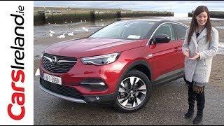 Opel Grandland X Review   CarsIreland.ie