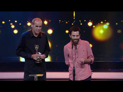 פרס העריכה הטובה ביותר: גיא נמש, אריק להב ליבוביץ' על