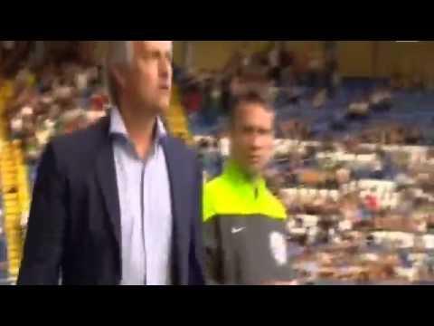 La calentura del año: Mourinho atacó a Eva, la doctora