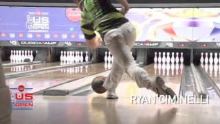 Slow Motion Releases - 2015 BowlmorAMF US Open Day 2