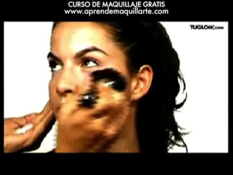 Maquillaje de ojos - Maquillaje con sombras paso a paso -
