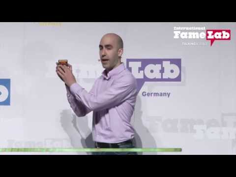 FameLab Germany Finale 2013 - Christopher Kyba: Power in Numbers